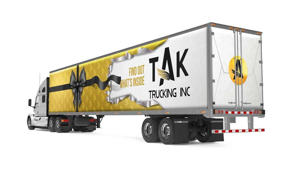 Semi Trailer Leasing - Flat Rate For Dry Van, Flatbed and